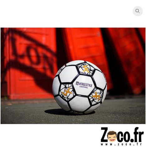 Control Ball 4Freestyle - Le Ballon Ultime!