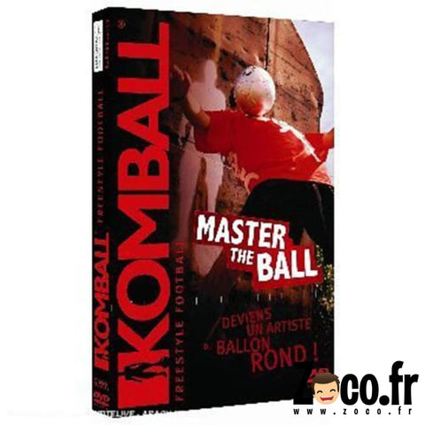 Dvd Komball Master The Ball