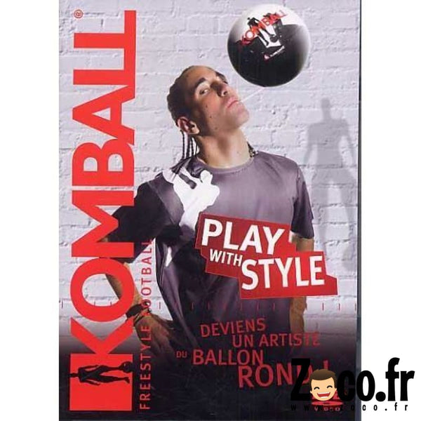 Dvd Komball Play With Style (Sean Garnier)
