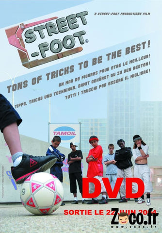 Dvd Street-Foot Collector