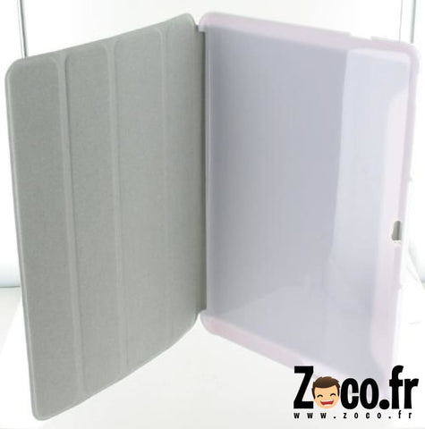 Etui De Protection Blanc Samsung Galaxy Tab 10.1