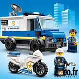 Lego City Police Monster Truck Playset 60245 Jouets