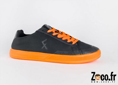 Sneakers 4Freestyle Explore Iii Freestyle Noires Et Oranges Chaussures
