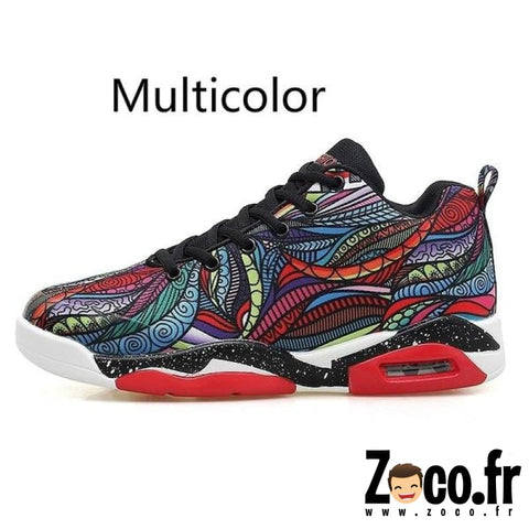 Sneakers Fashion Multicolores Sneakers