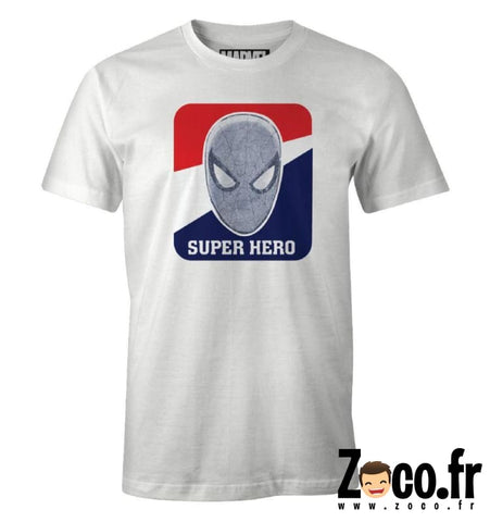 T-Shirt Spider-Man Marvel - Super Hero Tshirt