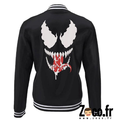 Teddy Venom Marvel - Face Veste