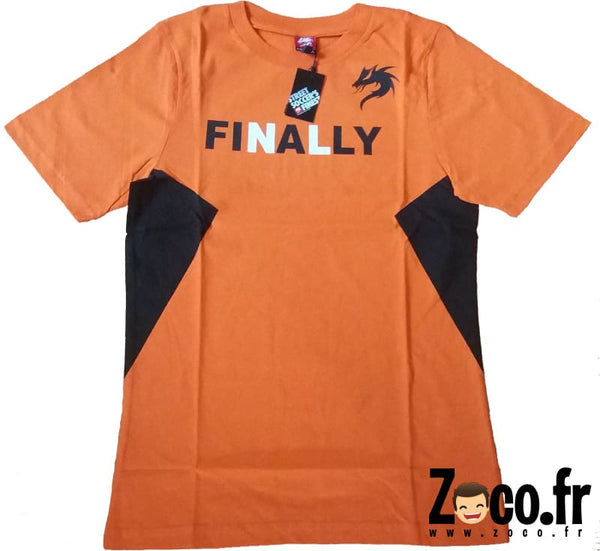 Tshirt Monta Orange Finally T-Shirt