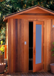 Catalina Outdoor Saunas