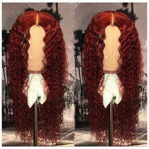 Preferred Red Curly Hair