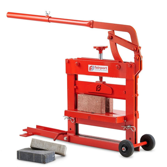 Brick splitter maximum cutting height 8.3