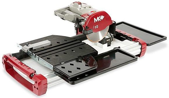 Tile saw MK-TX4 1.75 HP c/w 10 inch blade, no stand CSA approved Made in USA