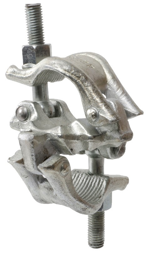 Clamps, bolted & wedge, fixed 90 degree & swivel