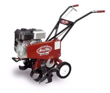 Tiller mid tine Suburban 26 in wide 12 inch depth