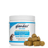 Glandex Anal Gland Supplement for Dogs - 30 Peanut Butter Chews - Australia