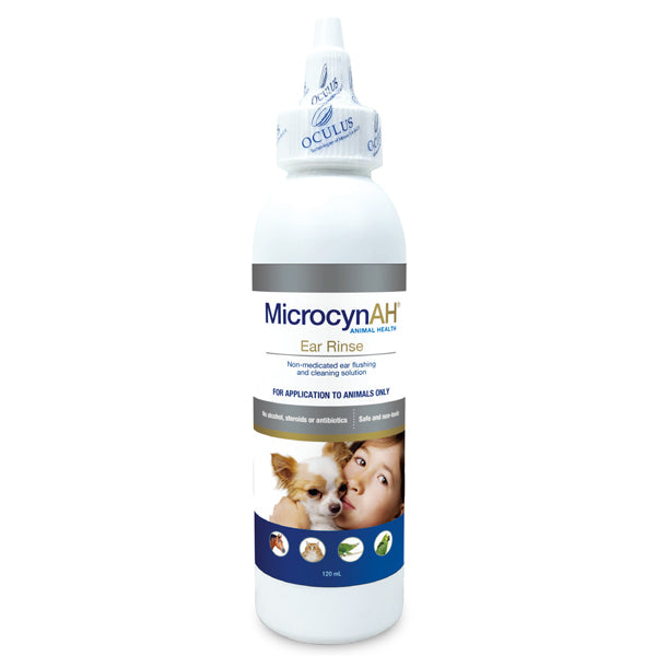 Microcyn Ear Rinse