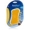 Furbliss™ - Yellow Brush for Large Pets with Short Hair
