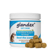 Glandex Anal Gland Supplement for Dogs - 60 Peanut Butter Chews - Australia
