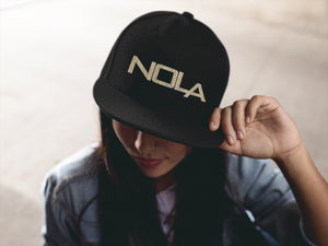 NOLA Hat New Orleans Hat