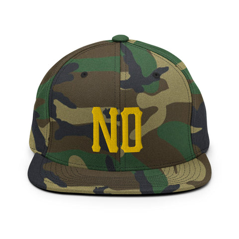 City of N.O. Snapback Hat - NOLA T-shirt, New Orleans T-shirt