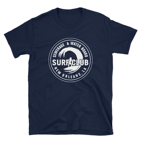 S&WB Surf Club Unisex T-Shirt - NOLA T-shirt, New Orleans T-shirt