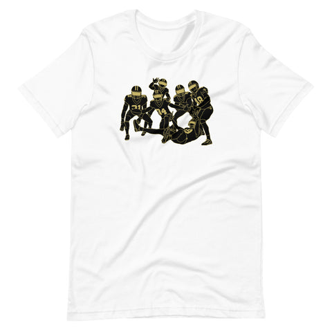 BOUT DAT DEFENSE Unisex T-Shirt - NOLA T-shirt, New Orleans T-shirt
