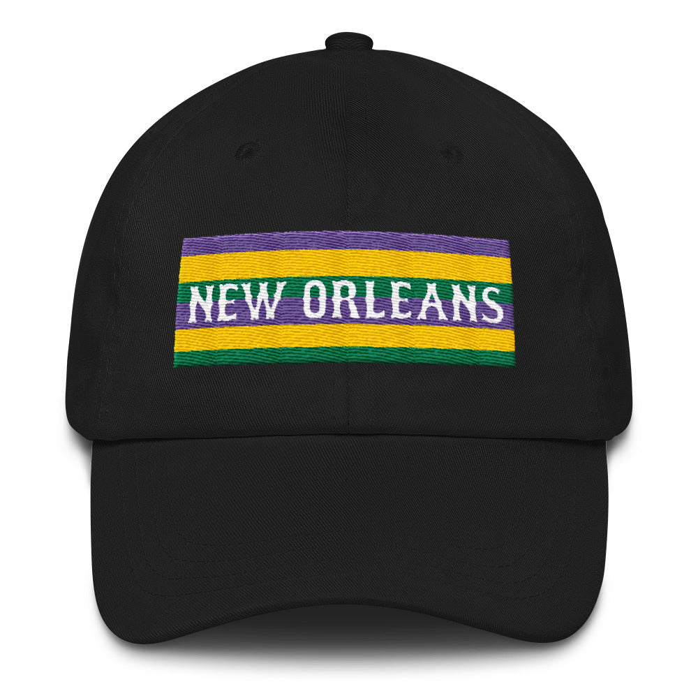 Mardi Gras Hat NOLA REPUBLIC T-SHIRT CO.