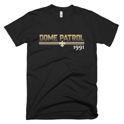 DOME PATROL 1991 Unisex T-Shirt - NOLA REPUBLIC T-SHIRT CO.