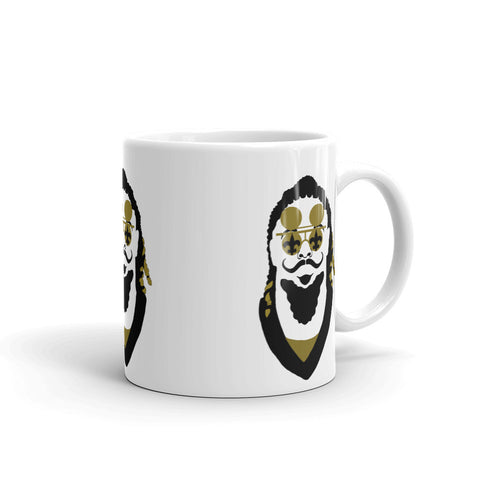 The Stache Coffee Mug - NOLA T-shirt, New Orleans T-shirt