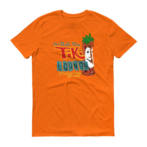 The Bali Hai Tiki Lounge Pontchartrain Beach Unisex T-Shirt - NOLA REPUBLIC T-SHIRT CO.