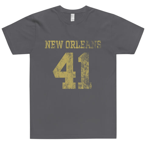 NEW ORLEANS 41 Unisex Fit T-Shirt - NOLA T-shirt, New Orleans T-shirt