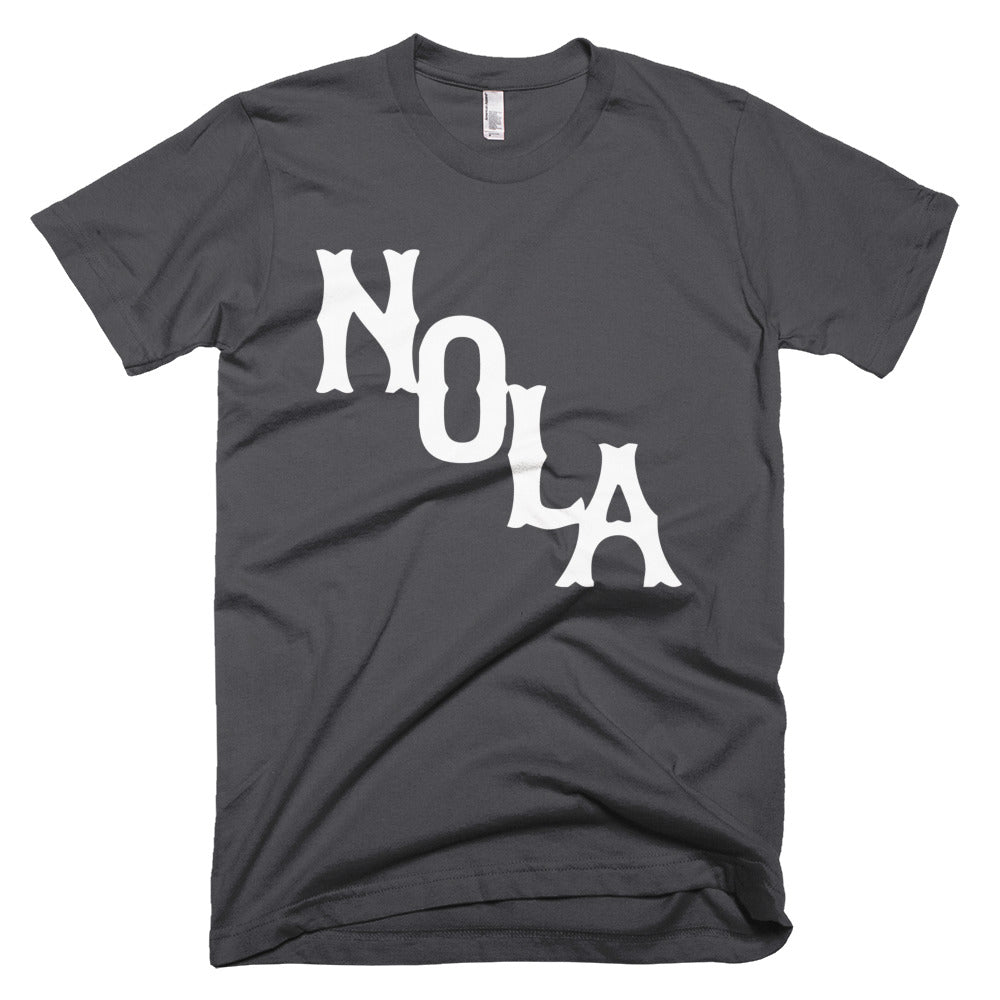 NOLA L.B.C. Unisex T-Shirt NOLA REPUBLIC T-SHIRT CO.