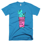 Blue Bubble Gum Sno-ball Flavorz Unisex T-Shirt - NOLA T-shirt, New Orleans T-shirt
