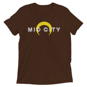 MID CITY New Orleans Tri-blend Short Sleeve T-Shirt