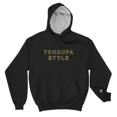 TCHOUPA STYLE ™ Champion Hoodie - NOLA T-shirt, New Orleans T-shirt