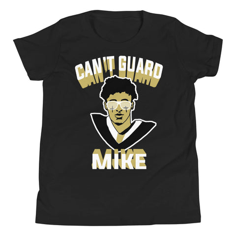 Can't Guard MIKE Youth T-Shirt - NOLA REPUBLIC T-SHIRT CO.