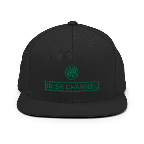 Irish Channel Snapback Hat - NOLA T-shirt, New Orleans T-shirt