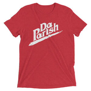 Da Parish tri-blend unisex t-shirt - NOLA T-shirt, New Orleans T-shirt