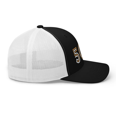 504 Trucker Hat - NOLA REPUBLIC T-SHIRT CO.