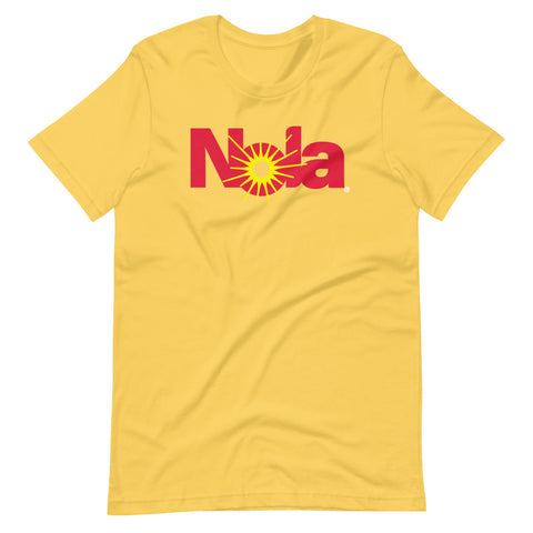 NOLA REPUBLIC Banana Paradise Unisex T-Shirt - NOLA REPUBLIC T-SHIRT CO.