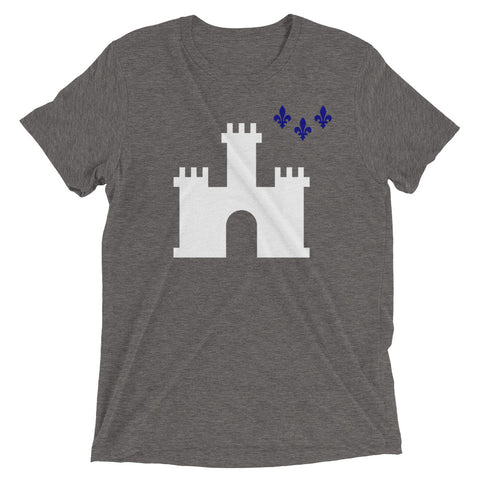 Acadian Kingdom Unisex Tri-blend T-Shirt - NOLA REPUBLIC T-SHIRT CO.