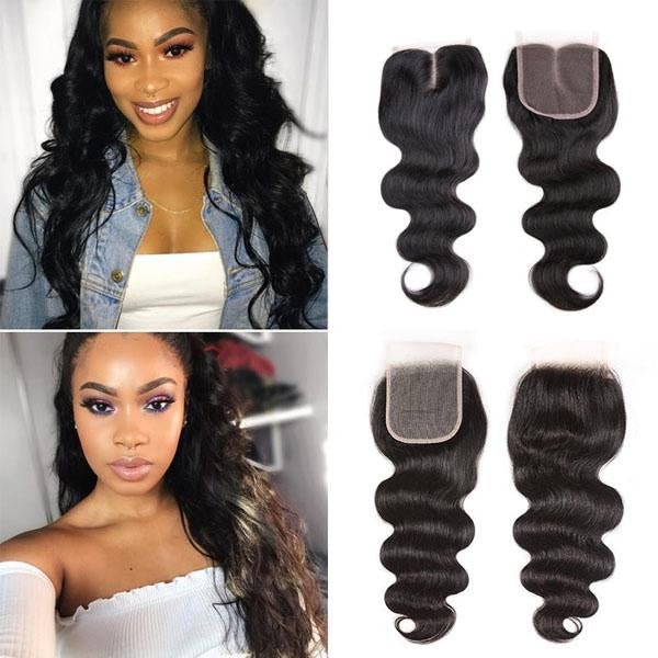 1Pc Body Wave Lace Closure