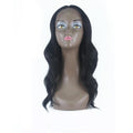 "HTF Lace front 13.5""*1"" body wave 1B wig 18〃"