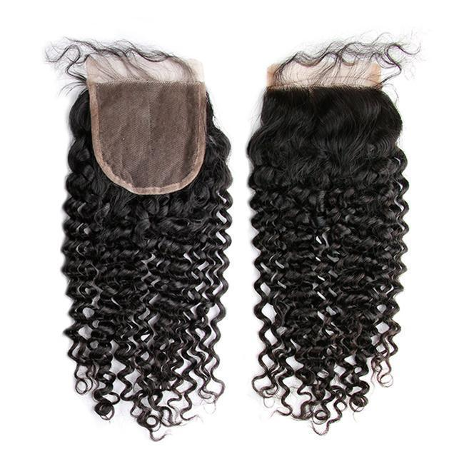 1Pc Deep Wave Lace Closure