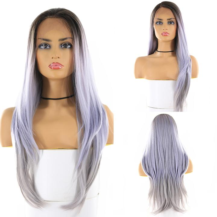 "HTF 4""x13""lace front TTR3441 straight wig 26""-27"""