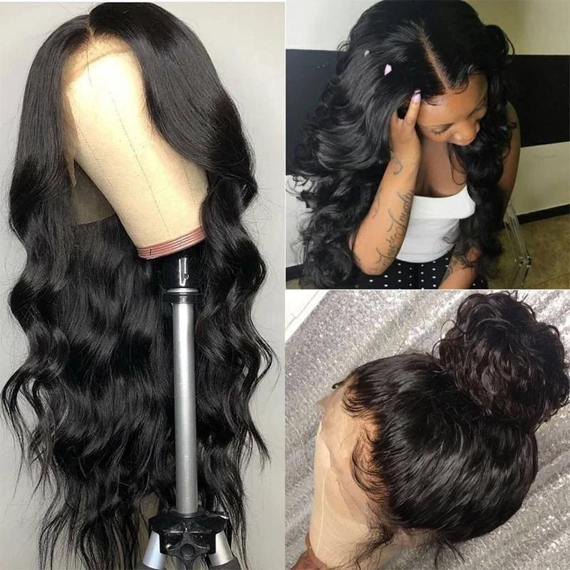 2019 Preplucked Body Wave Frontal Wig