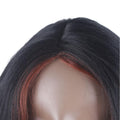 HTF invisible skin+Lace HL350 body wave wig 25〃