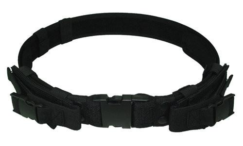 Tactical Belt with 2 Pouches (3 colors)