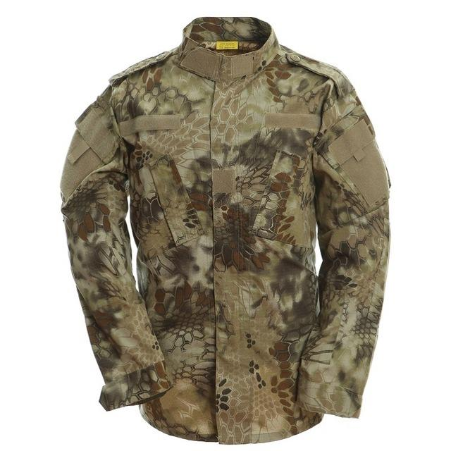 MILITARY BATTLE DRESS UNIFORM JACKET (BDU)