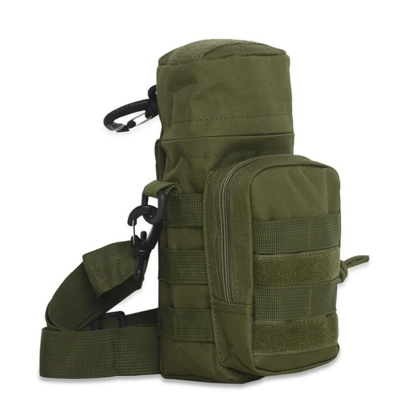 Molle Oxford Water Bottle Pouch (7 colors)