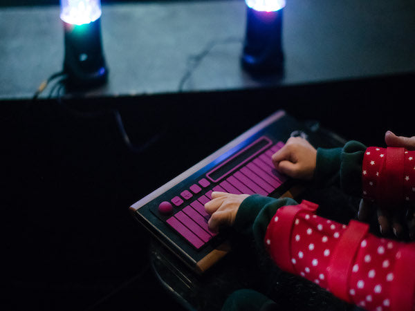 Joué as a successful tool for music therapy